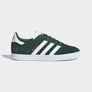 Zapatilla Gazelle Collegiate Green / Ftwr White / Ftwr White CG6697