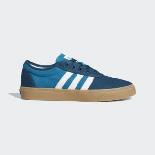 Tenis Vulcanizados Low Adi-Ease tech mineral/ftwr white/active teal EE6121
