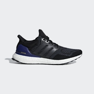 UltraBOOST Shoes Core Black / Core Black / Gold Met. G28319