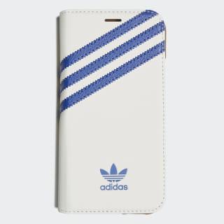 Funda iPhone XS Booklet White / Collegiate Royal CL9692