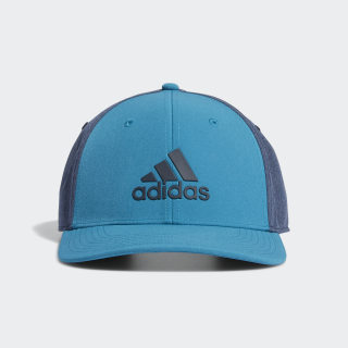 A-Stretch Badge of Sport Tour Cap Active Teal EA2803