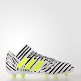 Calzado de Fútbol Nemeziz 17.3 Terreno Firme Cloud White / Solar Yellow / Core Black S82426