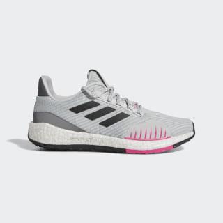Zapatillas para correr Pureboost HD Winter Grey Two / Core Black / Shock Pink EF8907