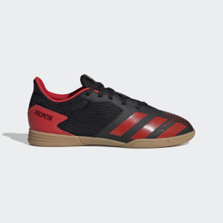 Scarpe da calcio Predator 20.4 Indoor Sala Core Black / Active Red / Core Black EF1979