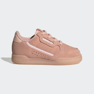 Continental 80 Shoes Glow Pink / Cloud White / Core Black EF5111