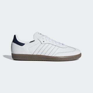 Samba OG Schuh Ftwr White / Collegiate Navy / Gum5 D96782