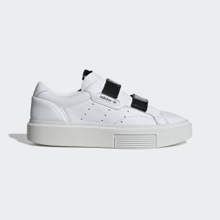 Tênis adidas Sleek Super ftwr white/ftwr white/core black EF1900