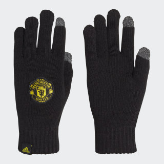 Перчатки Манчестер Юнайтед black / solid grey / bright yellow DY7699