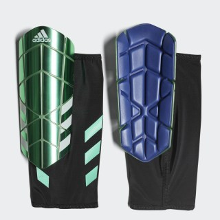 Ghost Pro Shin Guards Hi-Res Green / Unity Ink CF0126