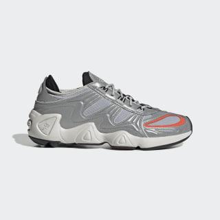 FYW S-97 Schuh Silver Met. / Silver Met. / Solar Red EE5313