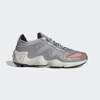 FYW S-97 Shoes Silver Met. / Silver Met. / Solar Red EE5313