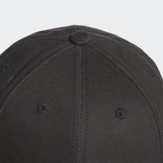 Gorra Six Panel Classic 3 bandas Negro adidas | adidas España
