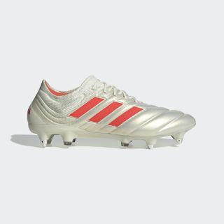 Copa 19.1 Soft Ground Boots Off White / Solar Red / Core Black F36075