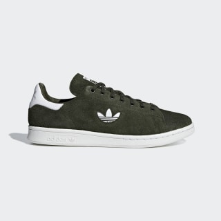 Stan Smith Ayakkabı Night Cargo / Cloud White / Crystal White B37896