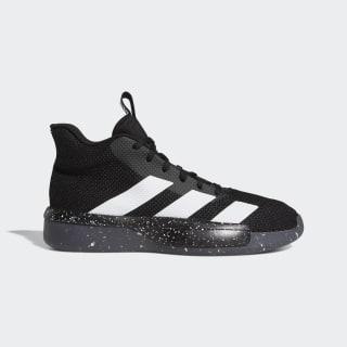 Баскетбольные кроссовки Pro Next 2019 Core Black / Cloud White / Cloud White EF9845