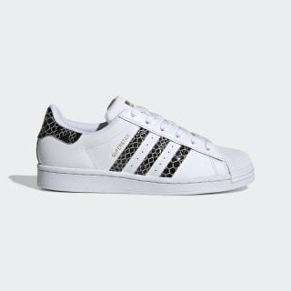 Superstar Schuh Cloud White / Core Black / Gold Metallic FV3294