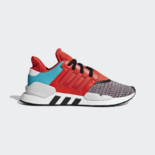 Scarpe EQT Support 91/18 Bold Orange / Ftwr White / Core Black D97049