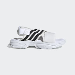 Magmur Sandals Cloud White / Core Black / Cloud White EF5848