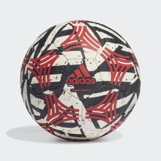 Tango Street Skillz Ball White / Black / Scarlet FH7375
