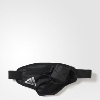 Canguro Running Bottle Black / Grey / Matte Silver S96349