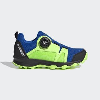 Chaussure de randonnée Terrex Boa Glory Blue / Cloud White / Signal Green EE8475