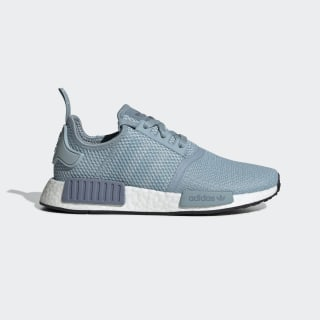 NMD_R1 Shoes Ash Grey / Ash Grey / Raw Steel BD8030