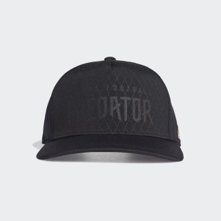 Gorra Snapback Predator Black / Solar Red / Copper Metalic FI9344
