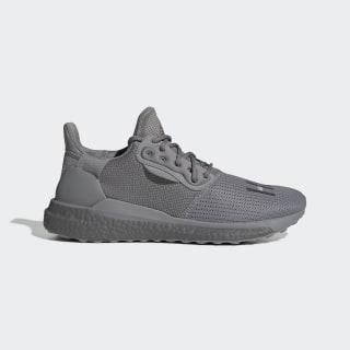 Кроссовки для бега Pharrell Williams x adidas Solar Hu PRD grey three f17 / grey three f17 / grey three f17 EF2380