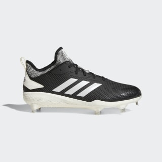 Adizero Afterburner V Cleats Core Black / Running White / Grey CG5218