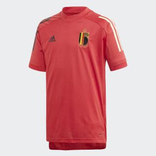 Belgium Training Jersey Glory Red FI5408
