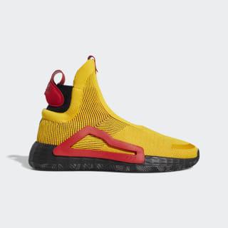 N3xt L3v3l Shoes Bold Gold / Core Black / Scarlet F36292