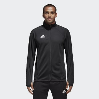 Tiro 17 Training Jacket Black / White BJ9294