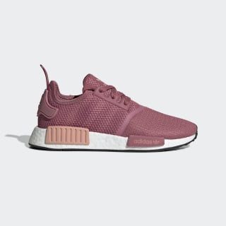 Zapatillas NMD_R1 W trace maroon / trace maroon / trace pink f17 BD8029