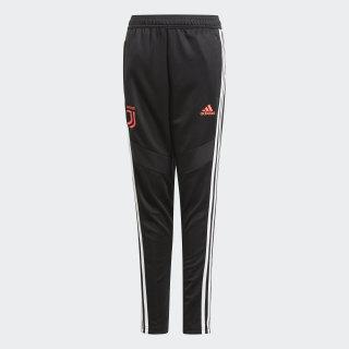 Тренировочные брюки Ювентус black / white DX9123