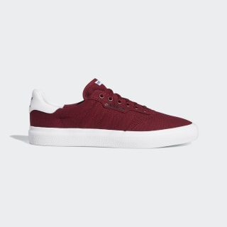 3MC Vulc Shoes Collegiate Burgundy / Collegiate Burgundy / Cloud White DB3104
