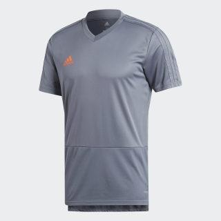 Condivo 18 Training Jersey Grey / Orange CG0359