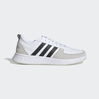 Court 80s Shoes Cloud White / Core Black / Raw White EE9663