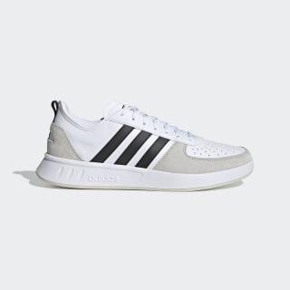 รองเท้า Court 80s Cloud White / Core Black / Raw White EE9663