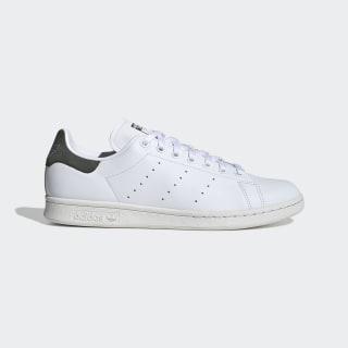 Sapatos Stan Smith Ftwr White / Ftwr White / Legend Ivy BD7444