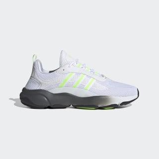 Haiwee Shoes Cloud White / Signal Green / Core Black EF4446