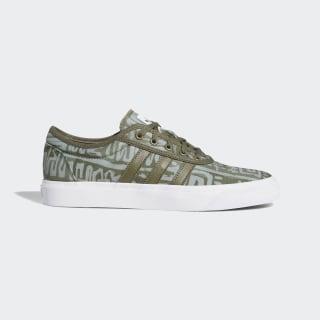 Adiease Shoes Raw Khaki / Cloud White / Gum DB3114