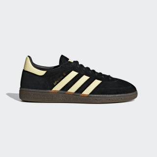 Handball Spezial Shoes Core Black / Easy Yellow / Gum5 BD7621