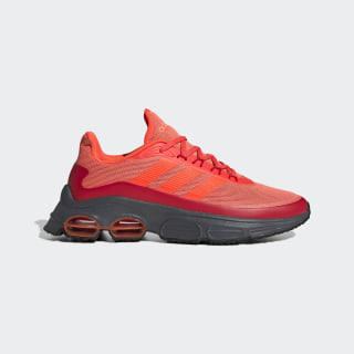 Quadcube Shoes Solar Red / Solar Red / Signal Coral EG4394