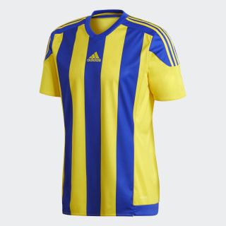 Camisa Listrada 15 Yellow / Bold Blue S16142