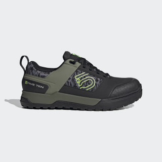 Chaussure de VTT Five Ten Impact Pro Core Black / Signal Green / Legacy Green EF7422