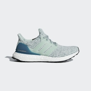Ultraboost Shoes Ash Green / Ash Green / Real Teal BB6154