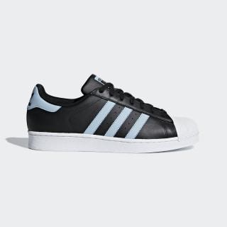 Superstar Ayakkabı Core Black / Ash Grey / Cloud White G27808