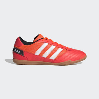Botas de Futebol Super Sala Solar Red / Cloud White / Core Black FV2561