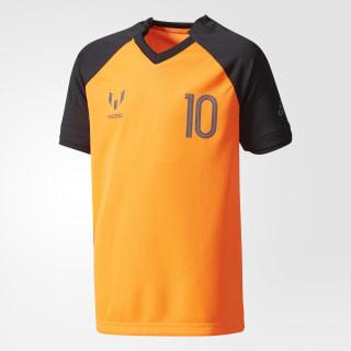 Футболка Messi Icon solar orange / black CE9547