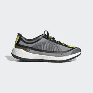 Pulseboost HD Shoes Iron Met. / Vivid Yellow / Solar Orange G25877